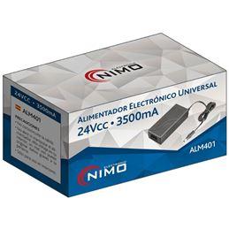 Nimo ALM401 Alimentador Electrónico 24vcc/3,5a - alm401_v01_pack01