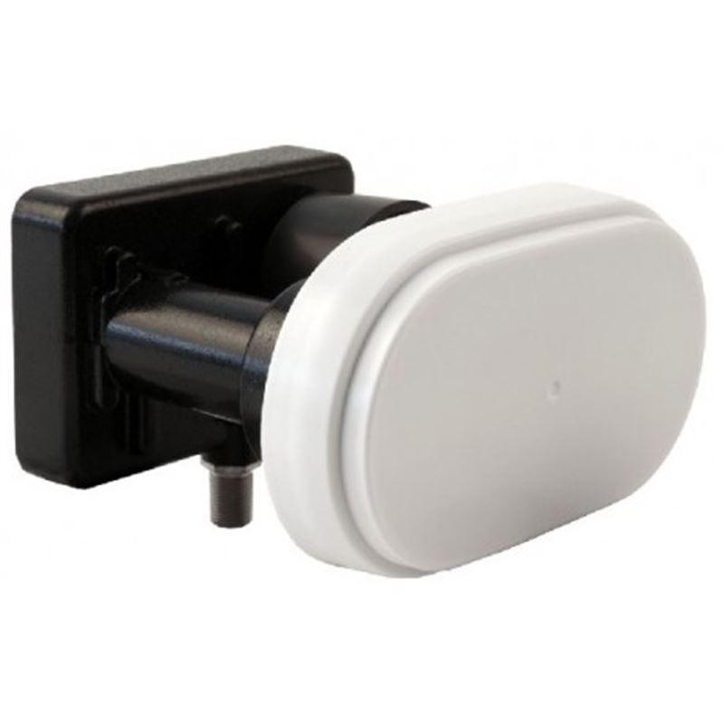 Inverto Lnb Duo Single monoblock 4,3º 1 sal. univ. - monoblock-23mm-43-astra-192-astra-235