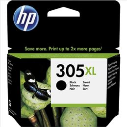 Cartucho de tinta HP 305XL negro original - cartucho-tinta-hp-305xl-negro-original
