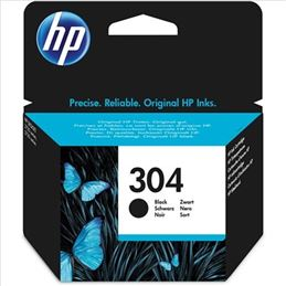 Cartucho tinta original HP 304 negro - Cartucho tinta original HP 304 negro