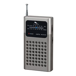 Sytech SY-1664 Radio potatil AM/FM plata - SYTECH SY-1664 PLATA