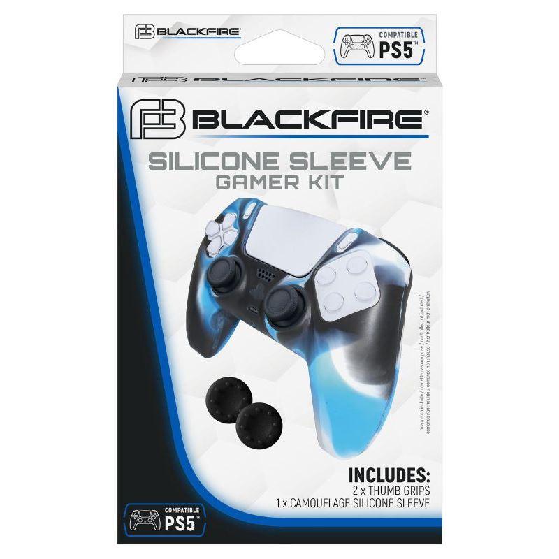 Blackfire Funda Silicona Mando Consola Ps5 - Blackfire Funda silicona consola Ps5