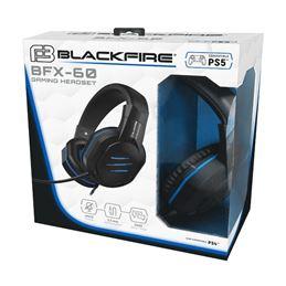 Blackfire BFX-60 Auricular Gaming para PS5 / PS4 - Blackfire BFX-60 Auricular consola PS5
