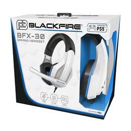 Blackfire BFX-30 Auricular Gaming para PS5 / PS4 - Blackfire BFX-30 Auricular consola PS5