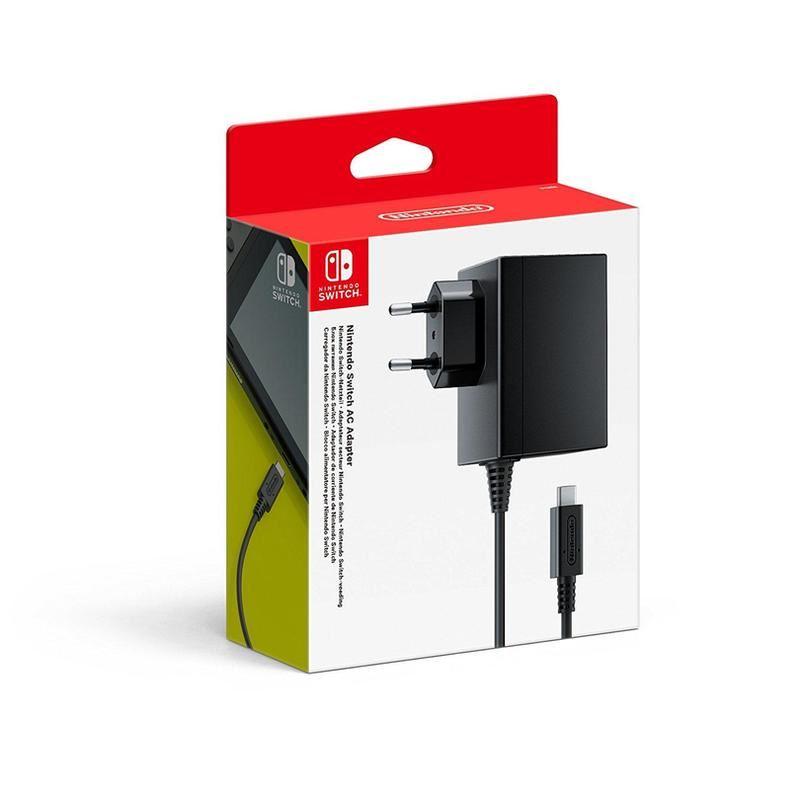 Nintendo Cargador Red consola Switch - Cargador Red consola Switch