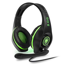 Sog PRO-XH5 Auricular gaming PS4/XBOX/SWITCH/PC - Sog PRO-XH5 Auricular consola PS4-XBOX