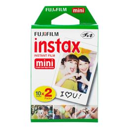 Fujifilm Instax mini Instant film 2 packsx10 fotos - Fuji Instax mini Instant film 2 packsx10 fotos