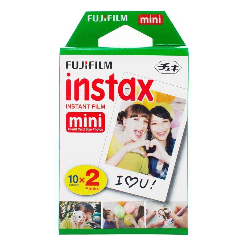 Fujifilm Instax mini Instant film 2 packsx10 fotos - Fuji Instax mini Instant film 2 packsx10 fotos