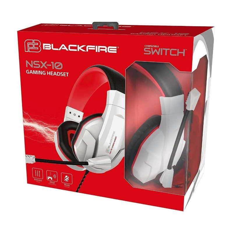 Blackfire NSX-10 Auricular c/microfono Switch - gaming-headset-blackfire-nsx-10-n-switchswitch-lite