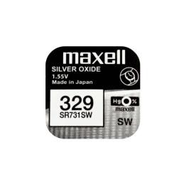 Maxell 329/SR-731SW Pila de óxido de plata - 18291000_SR731SW-1PC-EU-MF_item-back
