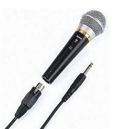 Hama 046060 Microfono dinamico DM60 Vocal - HAMA 046060 DM60