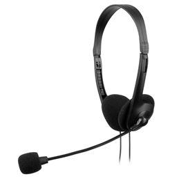 TACENS AH118 Auricular PC diadema con micrófono - tacens ah118