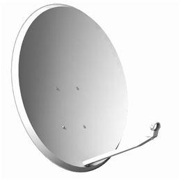 Antena parabólica Offset 60 cms. 60x54 cm - antena-60-0
