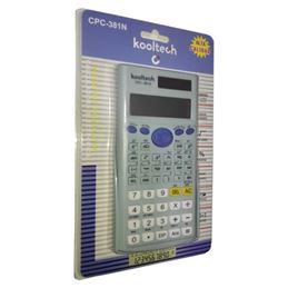 Kooltech CPC-381 Calculadora cientifica - KOOLTECH CPC-381N