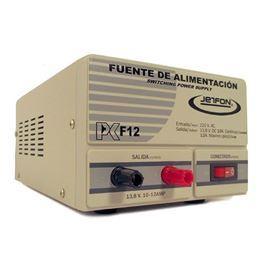 JETFON PC-F12 Fuente alimentacion conmutada 10-12A - jetfon-pc-f12-fuente-conmutada