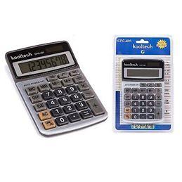 Kooltech CPC-401 Calculadora solar 8 digitos - kooltech-cpc-401