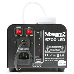 Beamz S700-LED Máquina Humo Efecto Llama - 160426_16_back