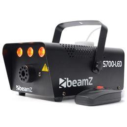 Beamz S700-LED Máquina Humo Efecto Llama - 160426_side2