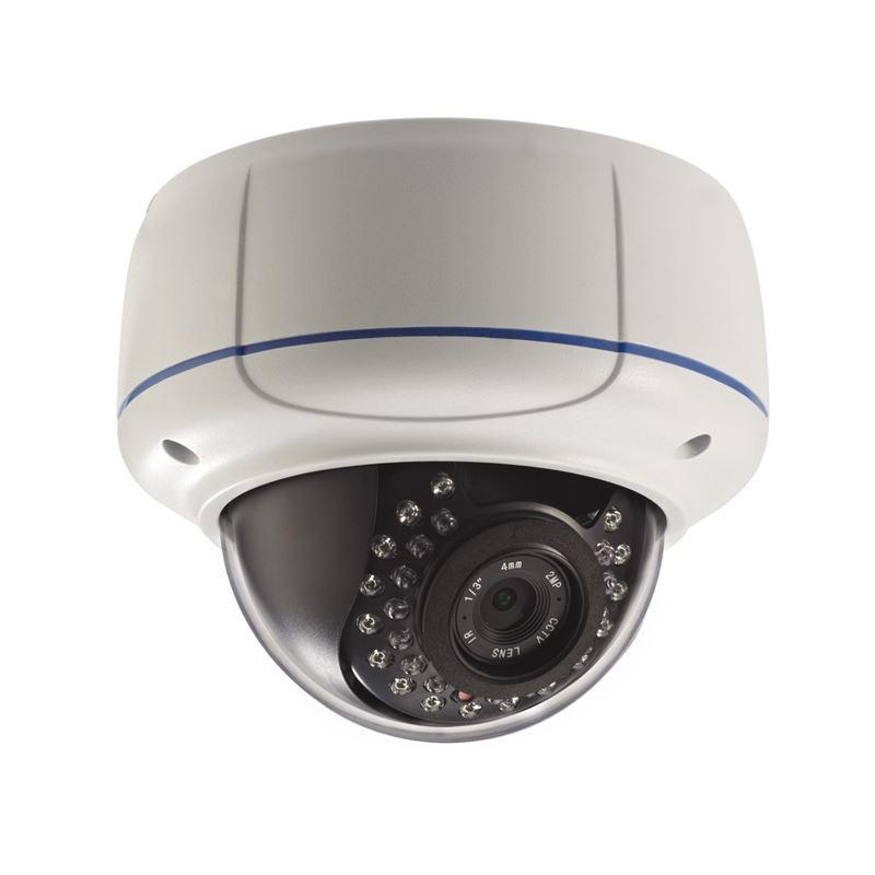 SE-CAM230DRA Cámara domo 2,8-12mm. 2MP 30 leds AHD - TECATEL SE-CAM230DRA