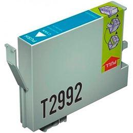 Cartucho de tinta compatible Epson T2992 cian - T2992
