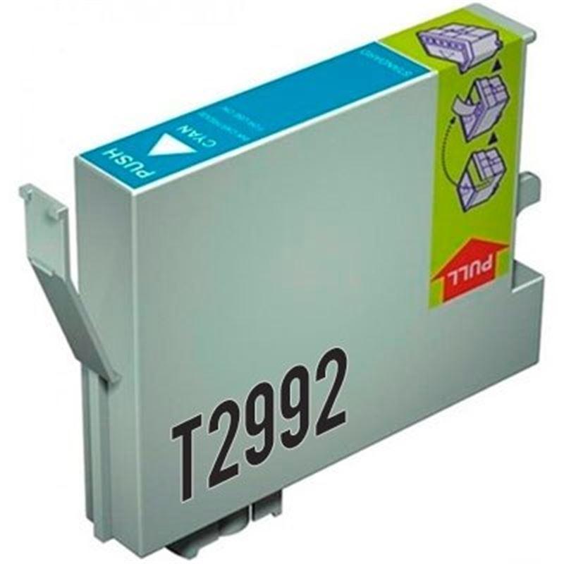 Cartucho tinta compatible Epson T2992 cian - T2992