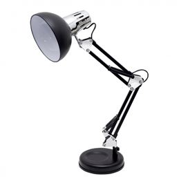 Fabrilamp ANTIGONA Lámpara articulable negra mate - flexo-antigona-articulable-negro-mate