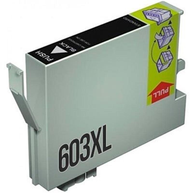 Cartucho tinta compatible Epson 603 negro - cartucho-tinta-epson-603xl-negro-compatible