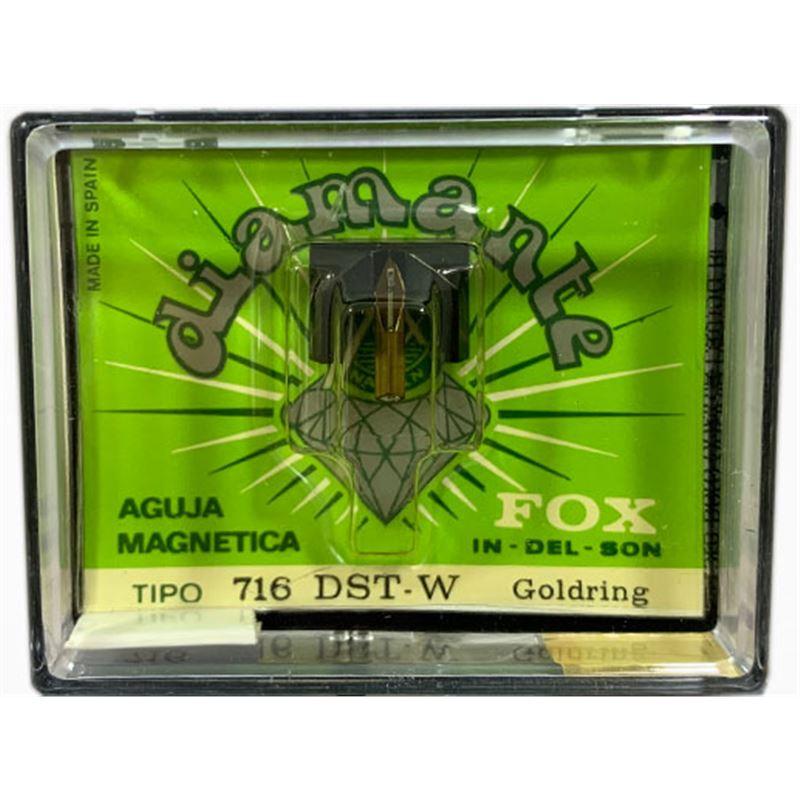 Fox 716 DST-W Aaguja fonográfica - 716-DST-W