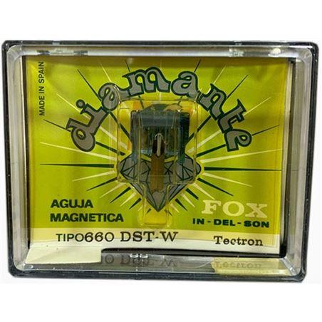 Fox 660 DST-W Aguja fonográfica - 660-DST-W