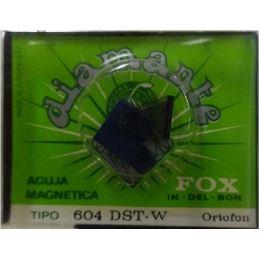 Fox 604 DST-W Aguja fonográfica - 604-DST-W