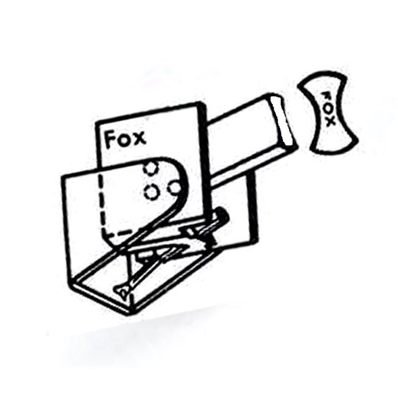 Fox 394 DST-W Aguja fonográfica - FOX-394
