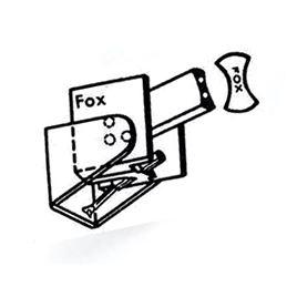 Fox 392 DST-W Aguja fonográfica - FOX-392