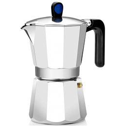 Monix EXPRESS Cafetera Aluminio inducción 6-tazas - monix express induccion 6 tazas