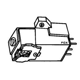 Fox 4034 DST-W Cápsula con aguja - 4034-dst-w-1