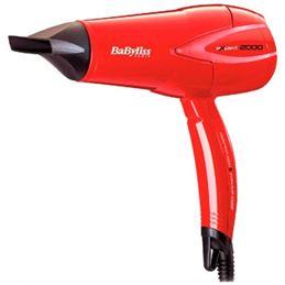 Babyliss D-302 Secador Pelo 2000W. rojo - Babyliss D-302 Secador Pelo 2300W. rojo 1