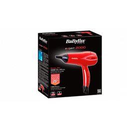 Babyliss D-302 Secador Pelo 2000W. rojo - Babyliss D-302 Secador Pelo 2300W. rojo 2