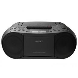 Sony CFD-S70 Radio cassette CD/MP3 Negra - Sony CFD-S70 Radio cassette CD-MP3 negro