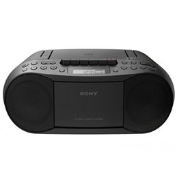 Sony CFD-S70 Radio cassette CD/MP3 negro - Sony CFD-S70 Radio cassette CD-MP3 negro