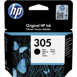 Cartucho tinta original HP 305 negro - Cartucho tinta original HP 305 negro