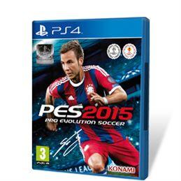 Pro Evolution Soccer 2015 - Juego PS4 - PS4 PRO EVOLUTION SOCCER 2015
