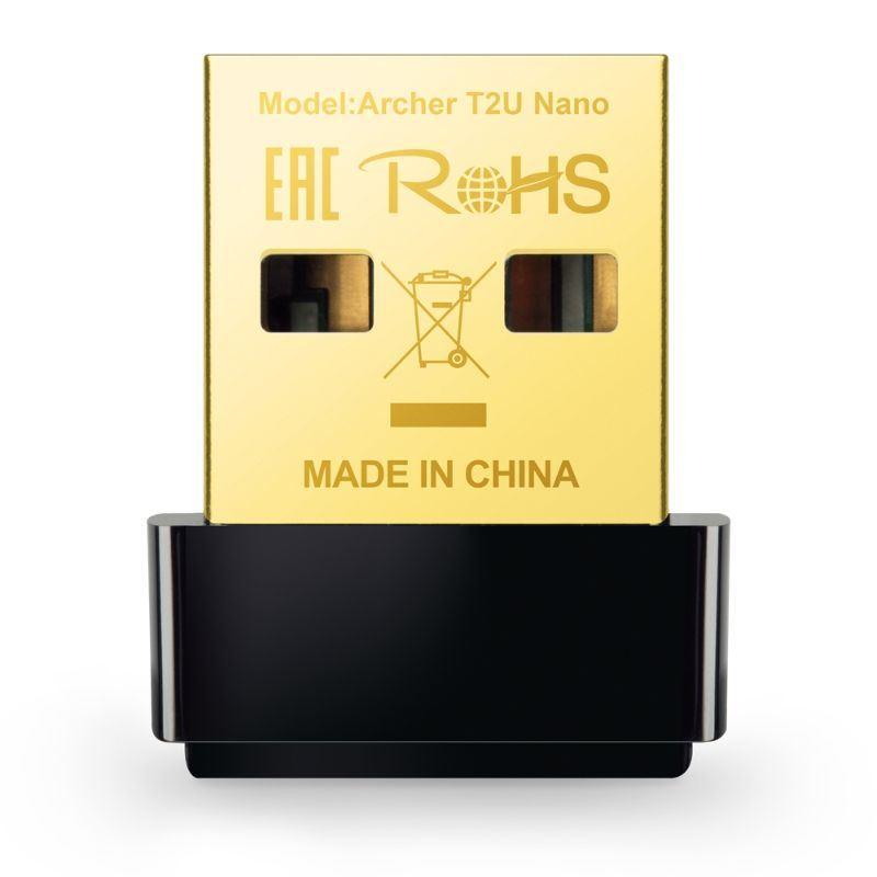 Tp-Link Archer AC-600 T2U Nano Usb wireless lan - Archer_T2U_Nano_EU_3.0_01_large_1536928386841s