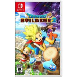 Dragon Quest Buiilders-2 - Juego Switch - SWITCH DRAGON QUEST BUILDERS-2