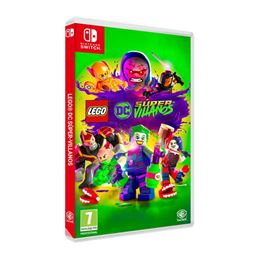Lego DC Super-Villanos - Juego Switch