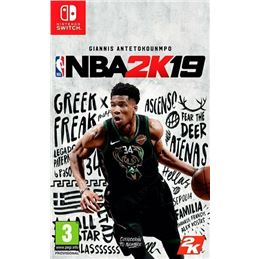NBA 2K19 - Juego Switch - nba2k19