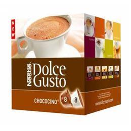 Dolce Gusto Cápsula Café Chococino - Dolce Gusto Cápsula Café Chococino