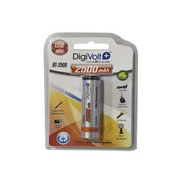 Digivolt BT-2500 Pila Litio Recargable 2500mAh - Digivolt BT-2500 Pila Litio Recargable 2500mAh