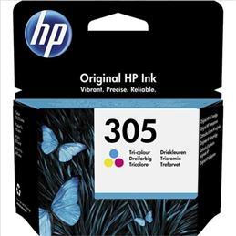 Cartucho de tinta HP 305 color original - cartucho-tinta-hp-305-color-original