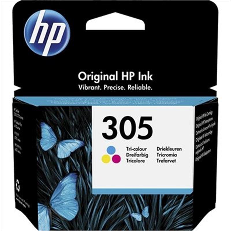 Cartucho tinta original HP 305 color - cartucho-tinta-hp-305-color-original