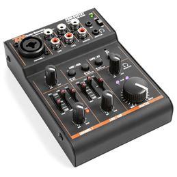 PDM-D301BT Mezclador 3 CH Usb Soundcard BT - 172603_side1
