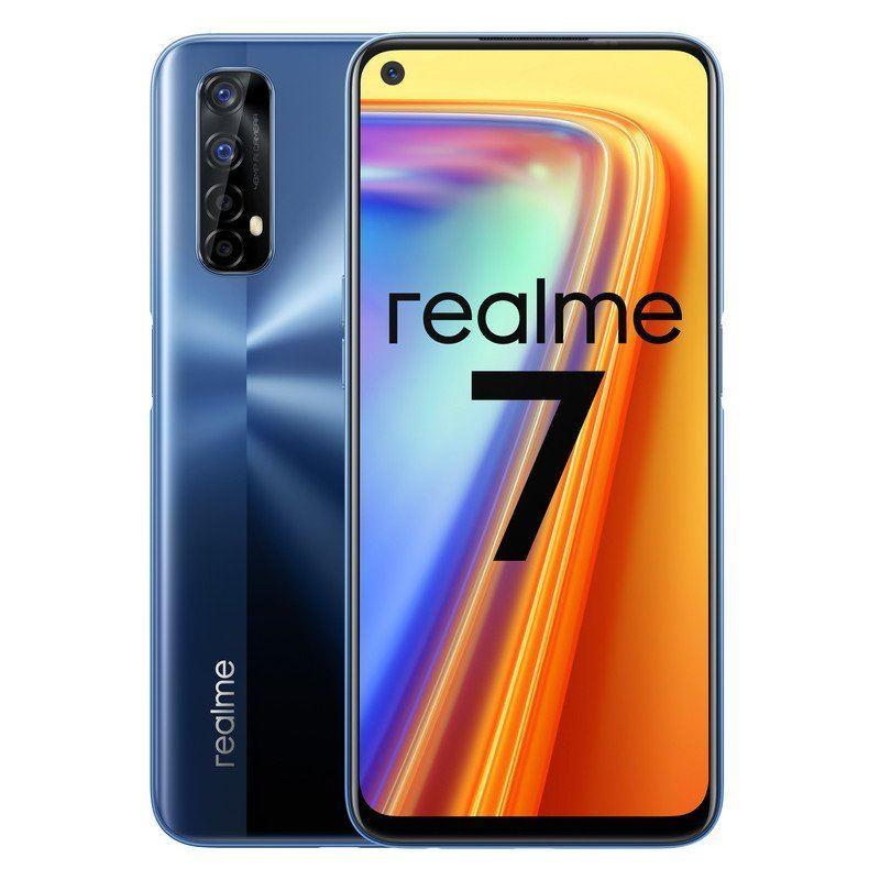 Realme 7 Smartphone 6/64GB Azul Niebla - realme-7-6-64gb-azul-libre